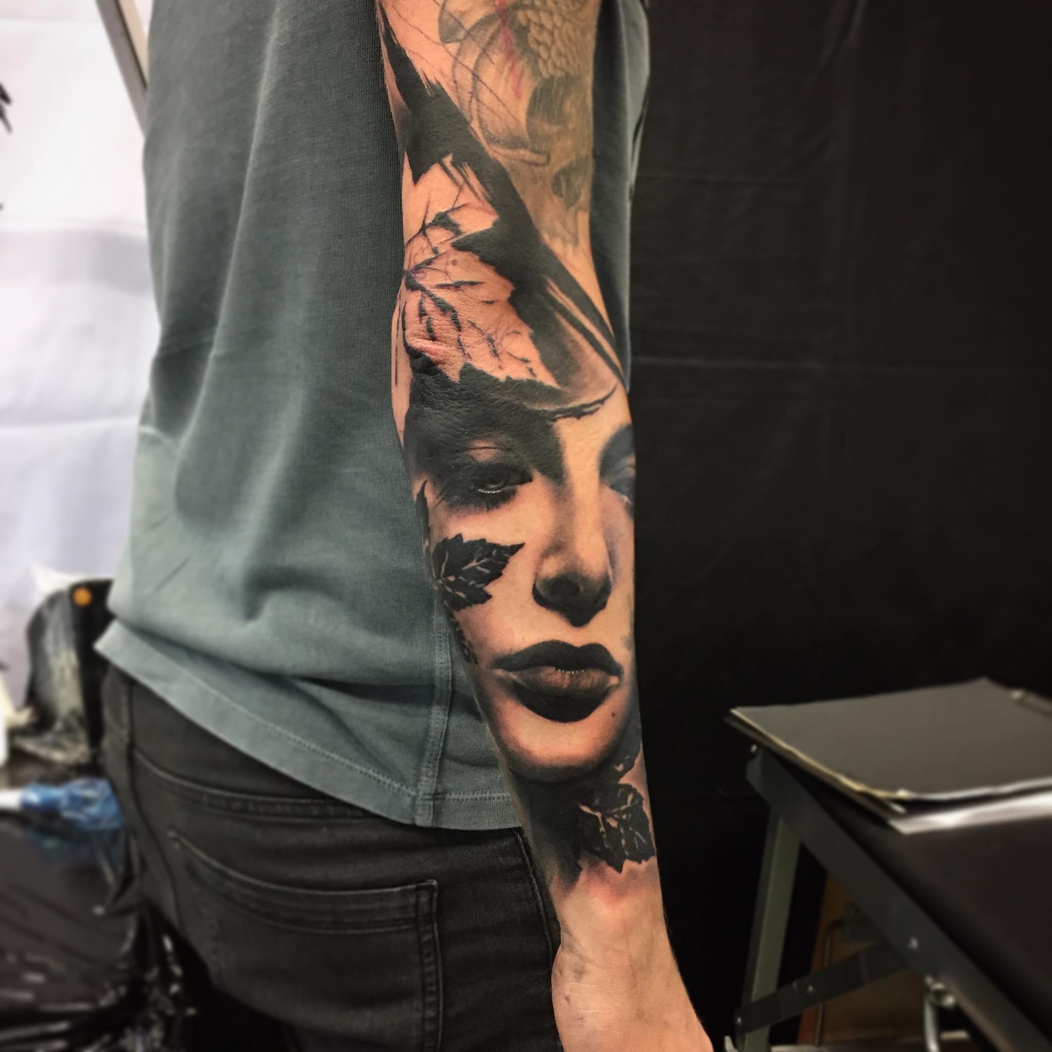 Rockstarenergy Herbst Tattoos Von Tattoo Bewertung De