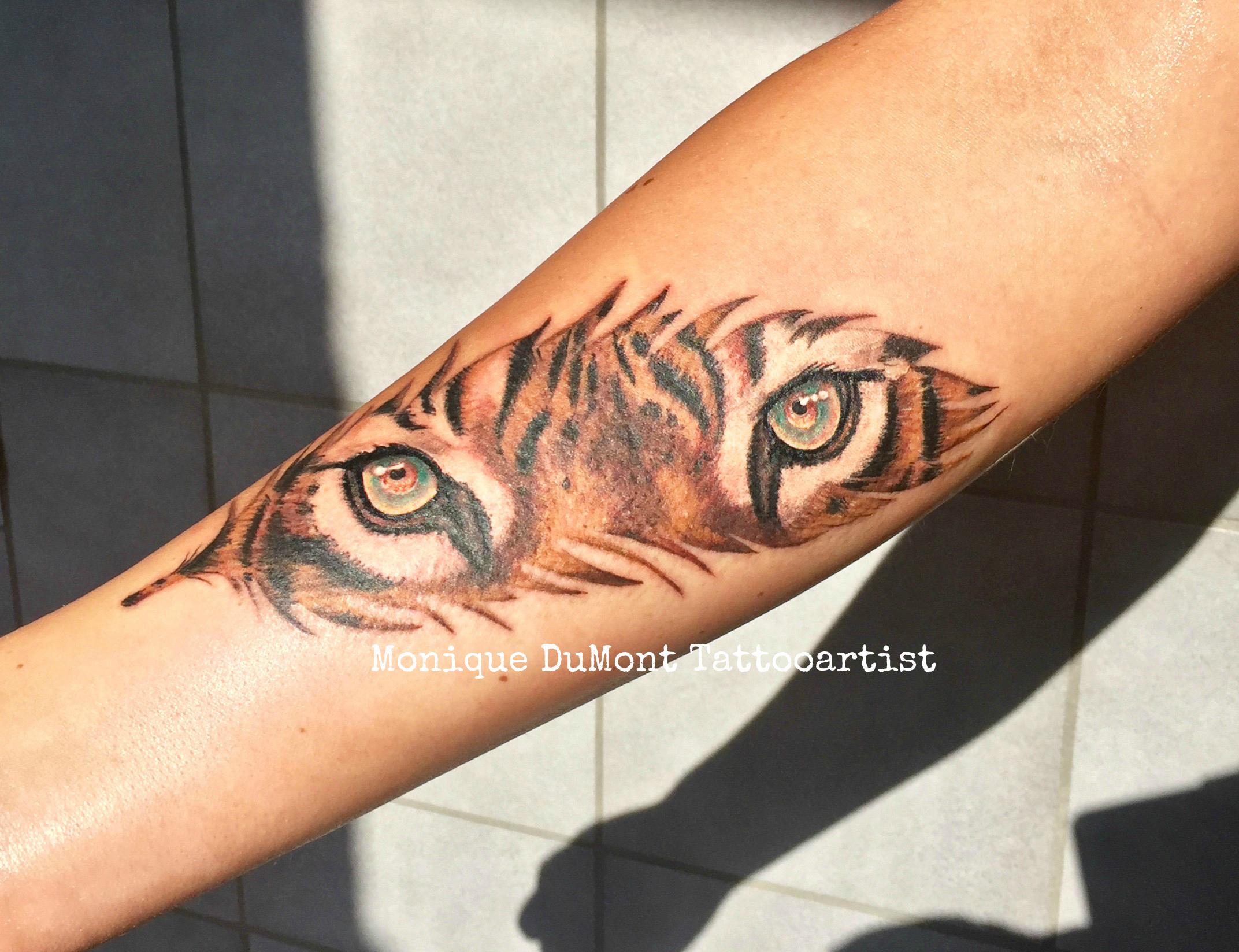 Anspruchsvoll Feder Tattoo Unterarm Das Beste Von Frommars: Tiger, Tigereyes, Feder, Feather | Tattoos