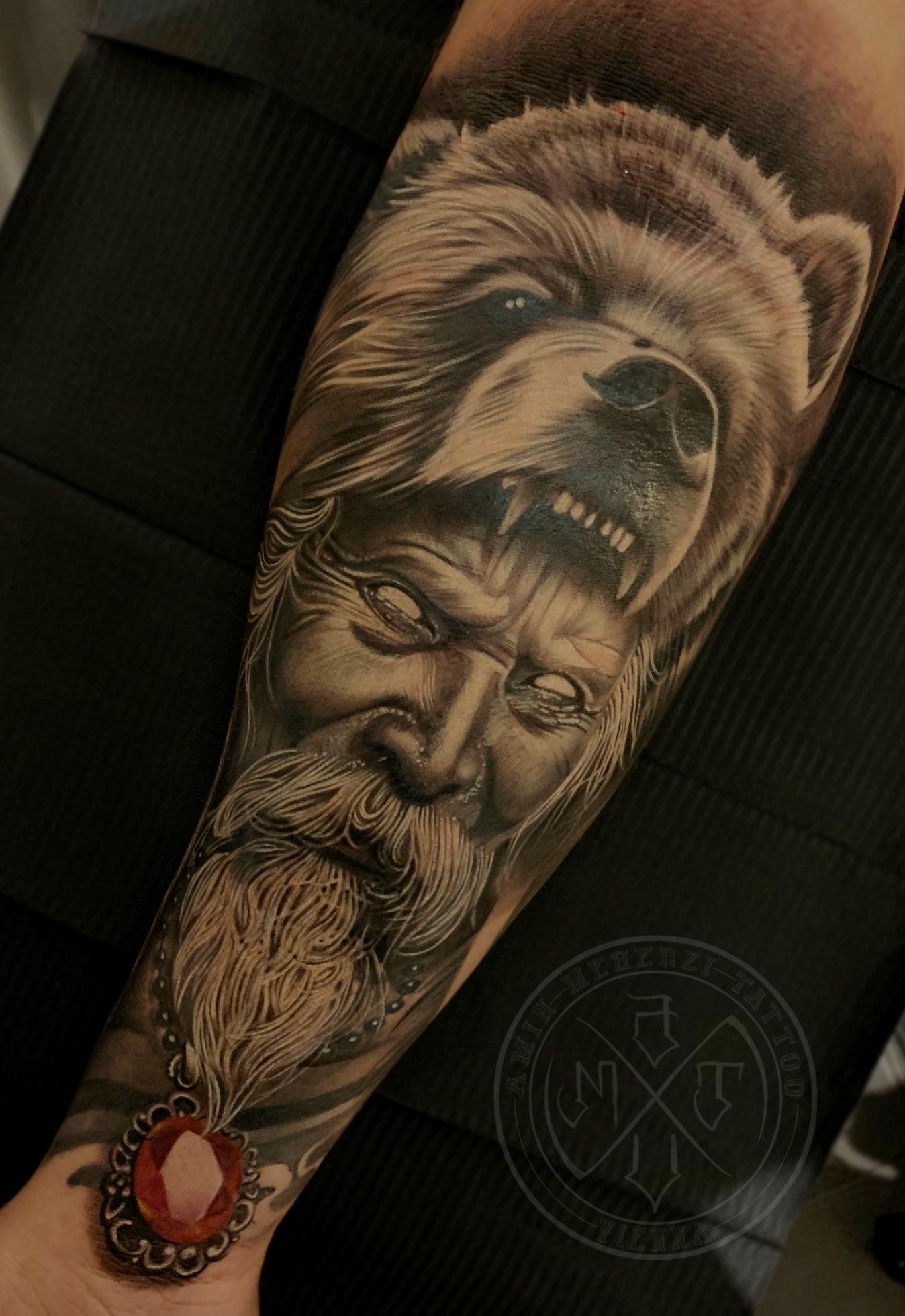 tattoos männer unterarm