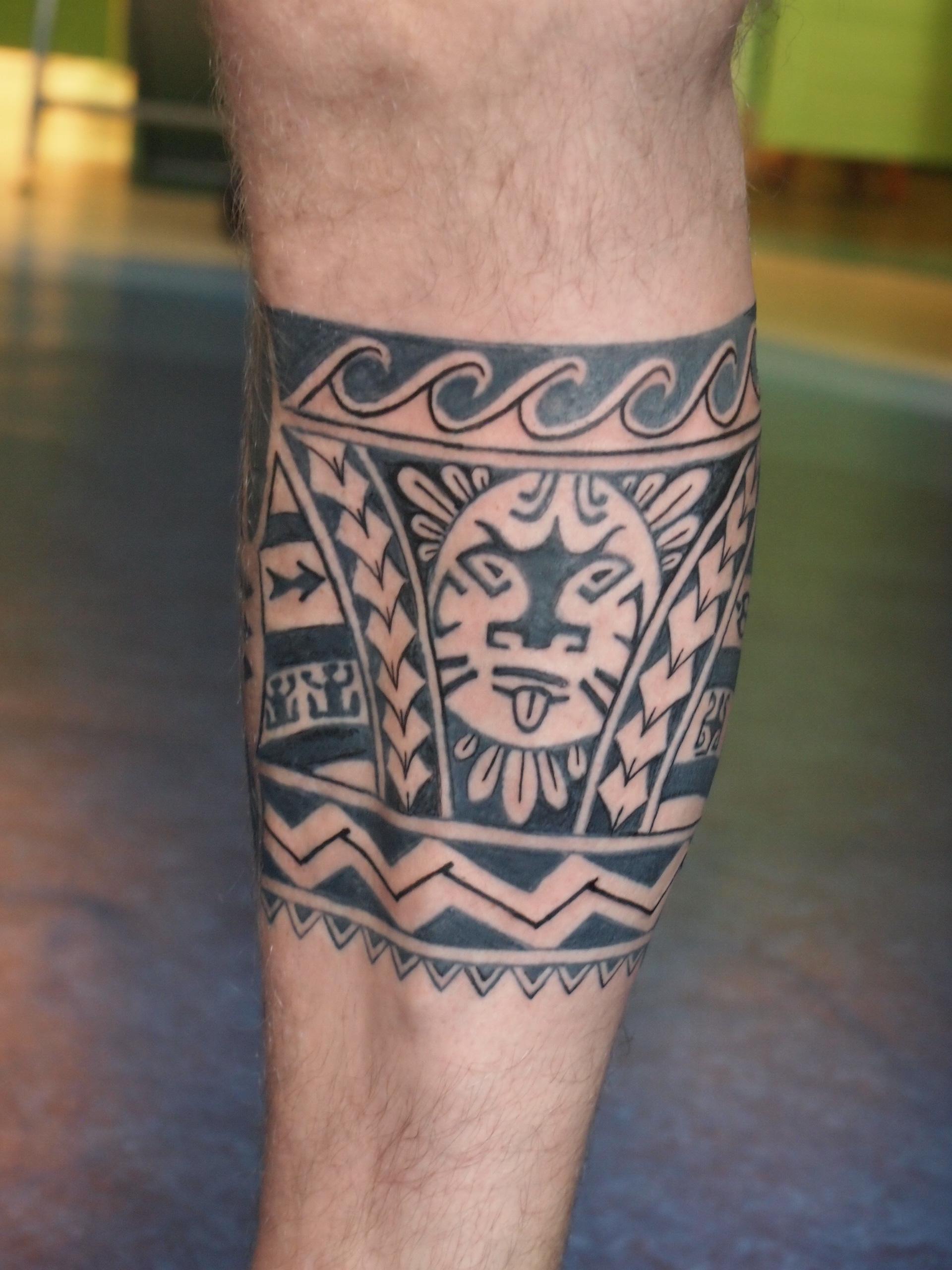 Chieulun Maori Tattoo Tattau Tattoos Von Tattoo Bewertung De