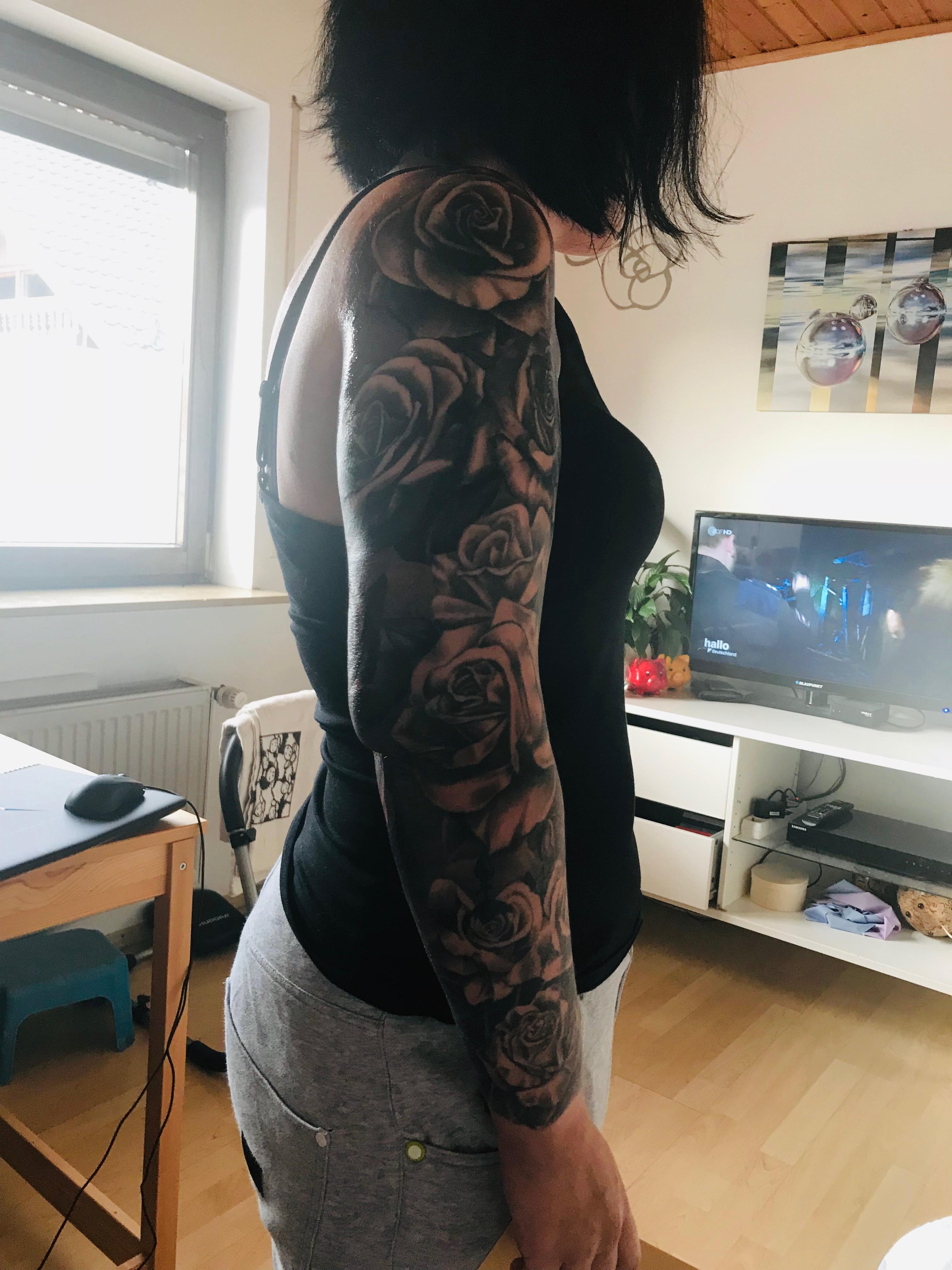 Intim tattoo zum aufkleben | Klebetattoos