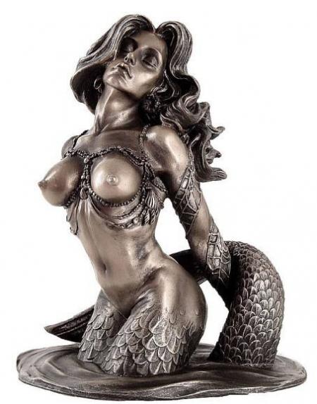 Das Original der Meerjungfrau