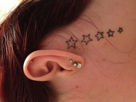 Meine Sternchen