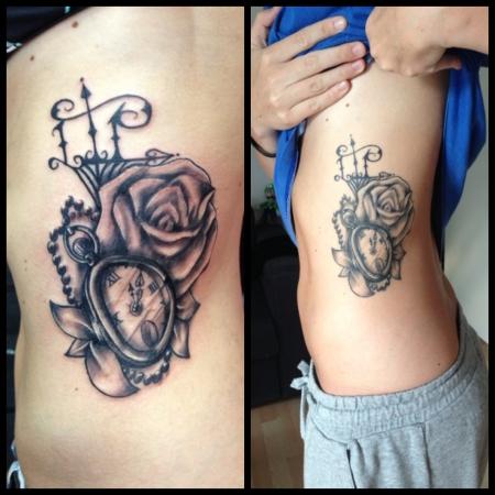 Brinast Zeitlos Tattoos Von Tattoo Bewertung De