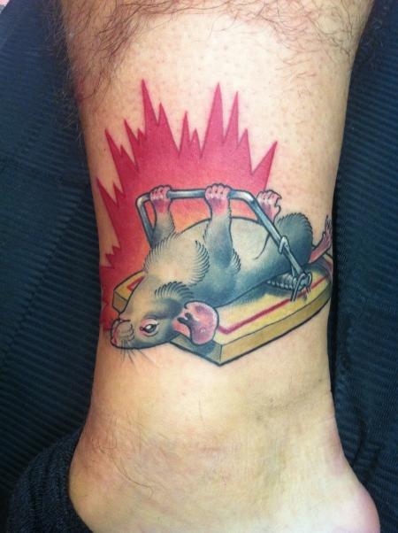 Starke Maus