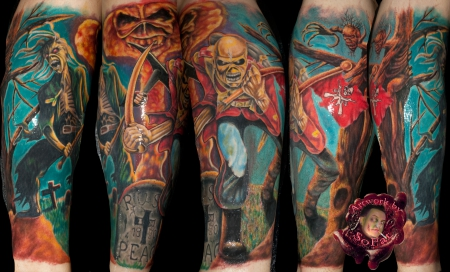 iron maiden by SoFat