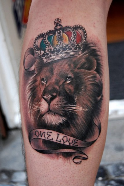 Lion / Löwe