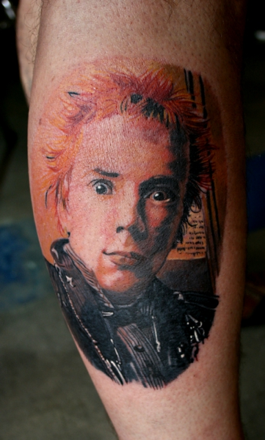 Rotten Tattoo: Beste Portrait - Tattoos