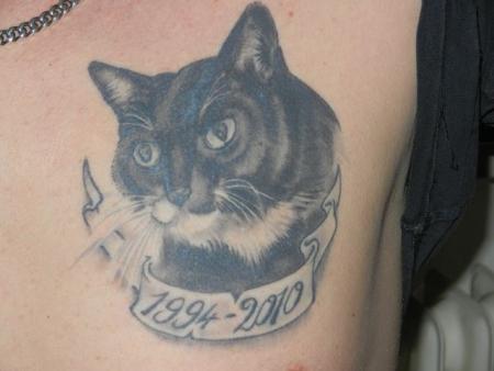 suchergebnisse f r 39 katze 39 tattoos tattoo lass deine tattoos bewerten. Black Bedroom Furniture Sets. Home Design Ideas