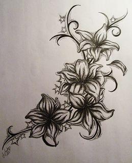 Baby86 Blumen Tattoos Von Tattoo Bewertungde