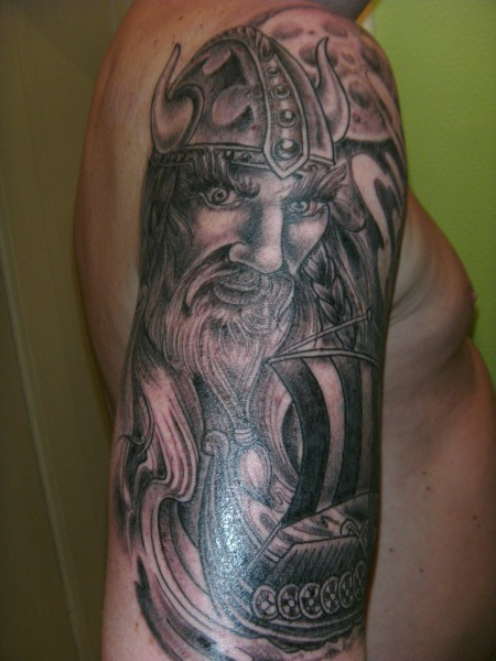 reinhard nrw wikinger tattoos von tattoo. Black Bedroom Furniture Sets. Home Design Ideas