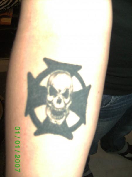 das faktum was zum tattoo wurde