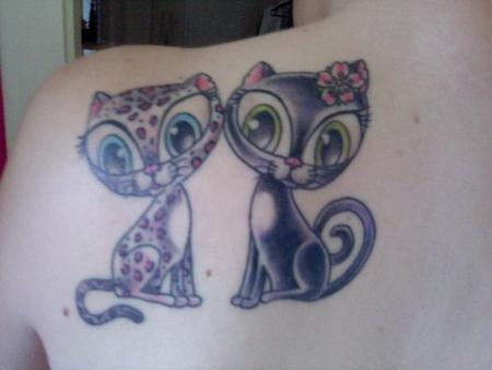 Mein erstes Tattoo <3