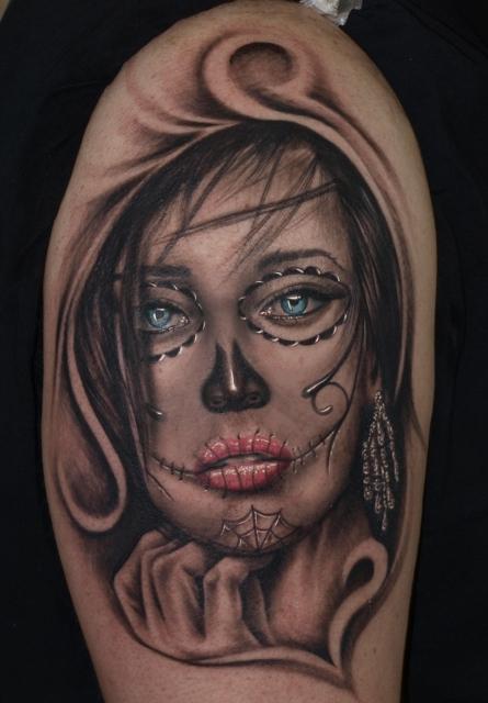 Augen Tattoos Und Augenbilder