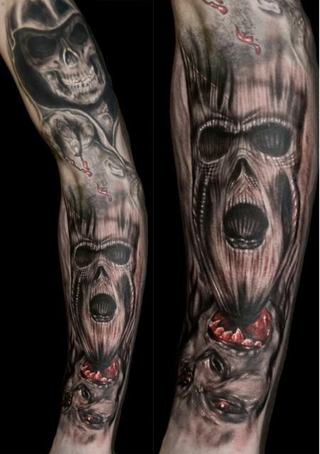 sterne-Tattoo: lost soul