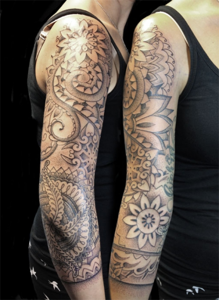 beste tribal tattoos tattoo lass deine. Black Bedroom Furniture Sets. Home Design Ideas