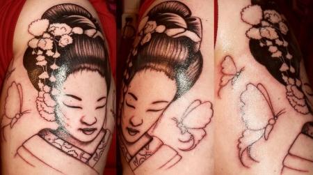 Geisha ;=)