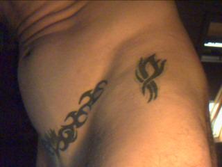 mein zweites Tattoo