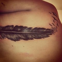 freiheit tattoo