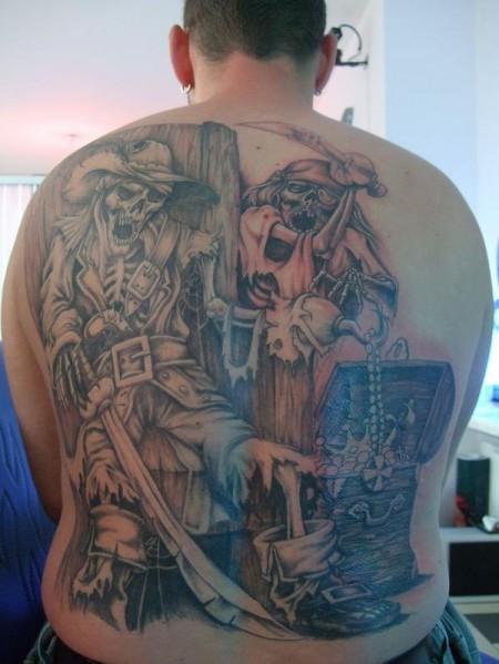 tinkerbell-Tattoo: Fluch der Karibik