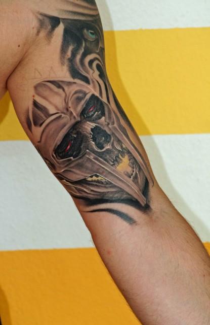Gladiator Skull - Victor Portugal