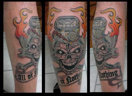Skull Motor