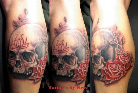 skull `n roses