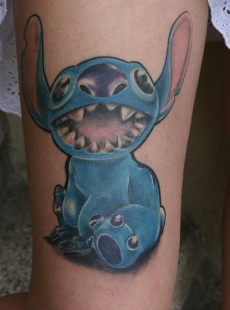 Stitch, ca. 5 Stunden