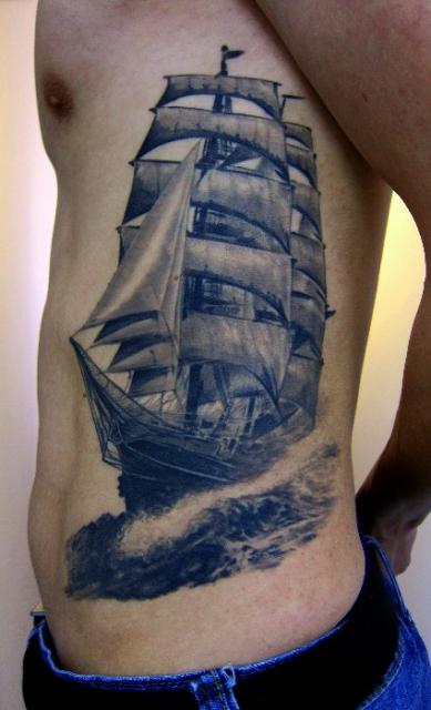 flyfiftyfive sailaway tattoos von tattoo. Black Bedroom Furniture Sets. Home Design Ideas