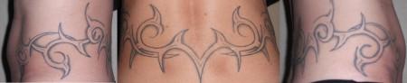 Mein Tatto auf der Hüfte