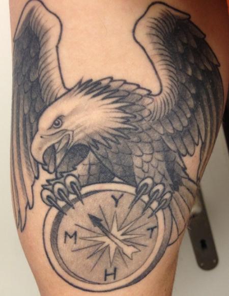 Tattoovorlagen Weisskopfseeadler Bilder Tattoo Motive