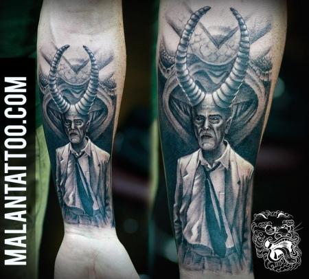 Teufel im Anzug