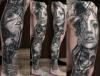 Big leg sleeve in progresss....
