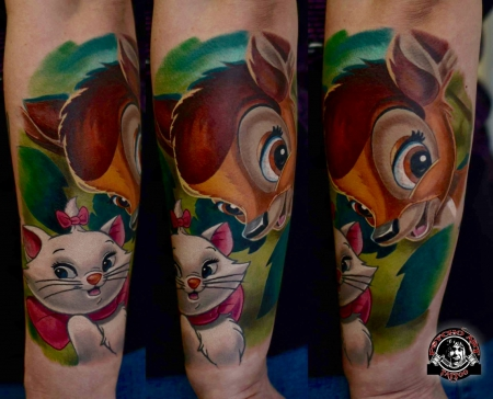 Disney Sleeve Part 1