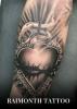 Religious sacred heart