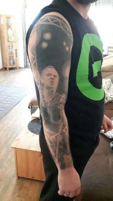Metallica Full sleeve