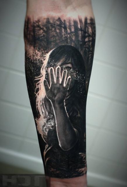 NADELWERK WELS (AUSTRIA) Tattoo by IWAN YUG