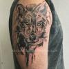 schibble grunge wolf