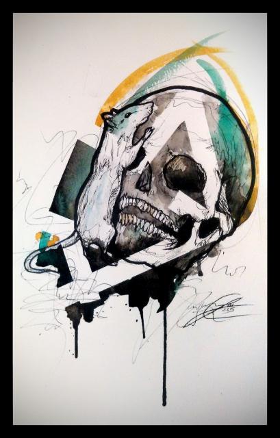 Rat&Skull