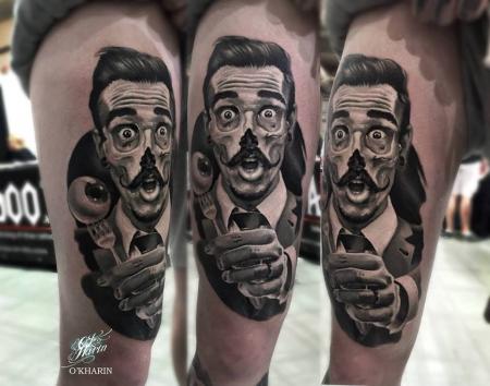... BEST OF  SHOW @TattooBash Köln 2015