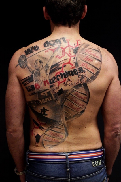 tattoos zum stichwort trash polka tattoo lass deine tattoos bewerten. Black Bedroom Furniture Sets. Home Design Ideas