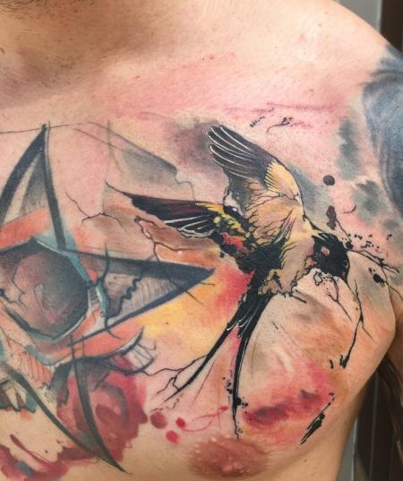 Tattoos Zum Stichwort Vogel Tattoo Bewertung De Lass Deine