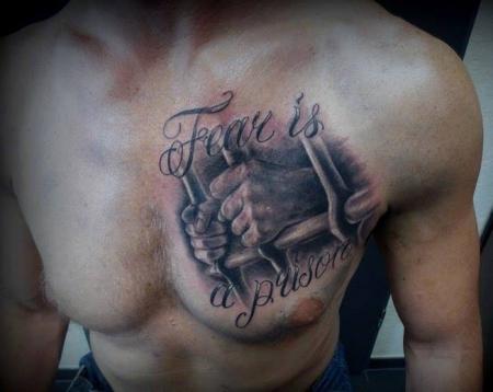 Tattoo by Vladislav Gaidelis
