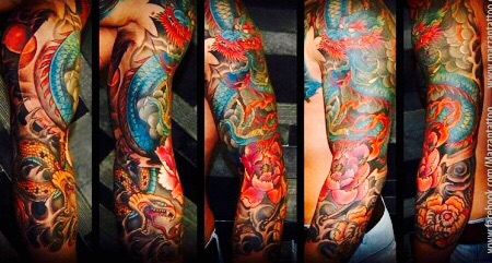 Cover up fertig