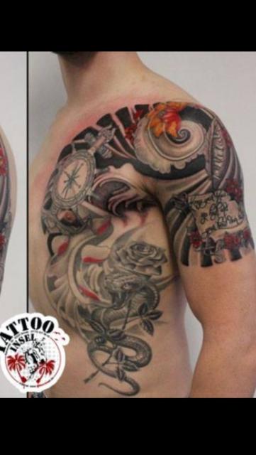 Asia tattoo Projekt Session 4