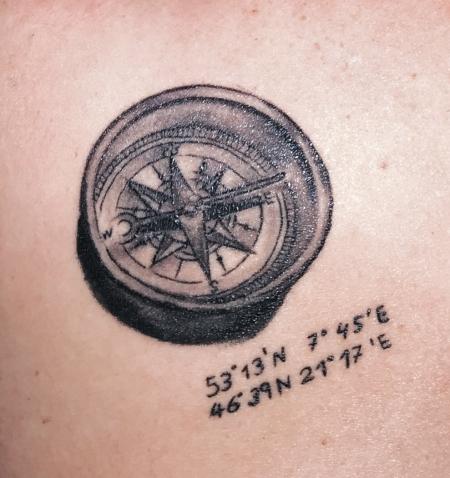 Daten Tattoo