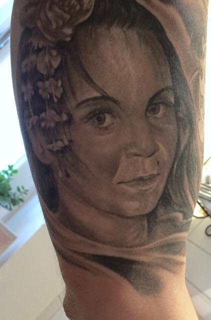 Portrait Innenarm