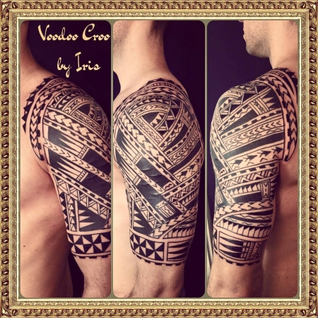 Samoa tattoo,polynesian tattoo,
