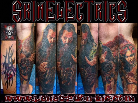 Cover up Hades/Cerberus/Persephone