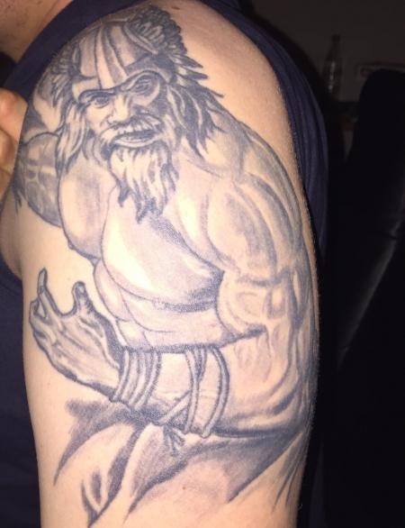 thor-Tattoo: